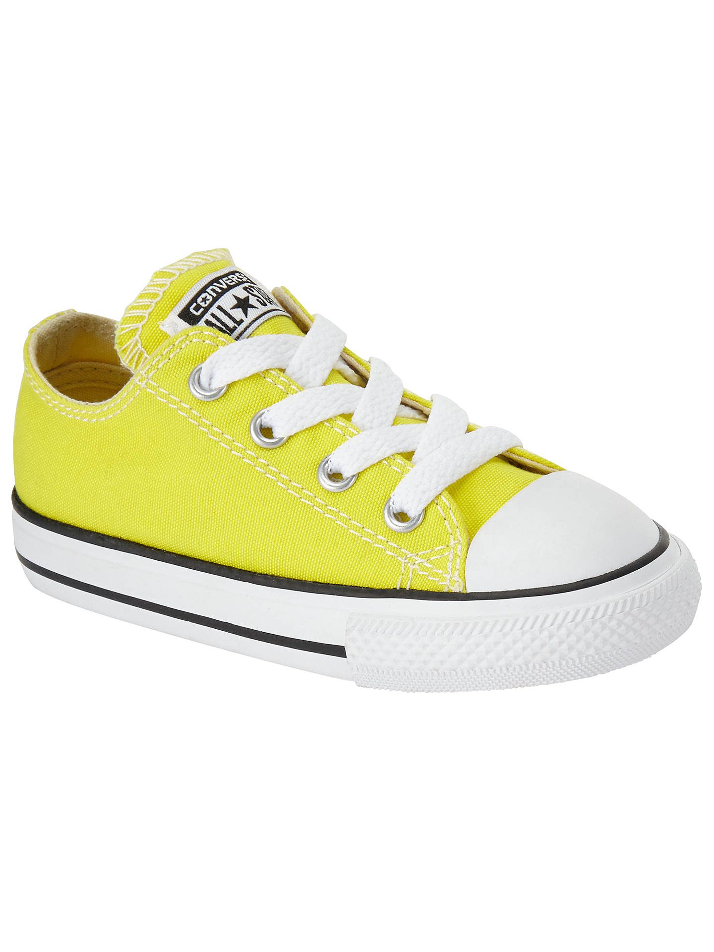 Converse Children S Chuck Taylor All Star Low Top Canvas Shoes