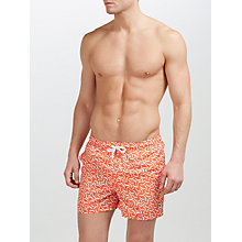 Buy Kin by John Lewis Curve Print Swim Shorts Online at johnlewis.com