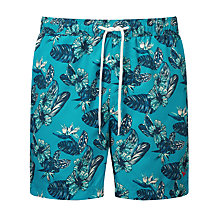 Buy Gandys for John Lewis Birds of Paradise Swim Shorts Online at johnlewis.com