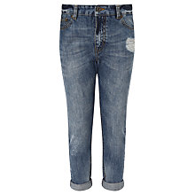 Buy John Lewis Children's Jeans, Blue Online at johnlewis.com