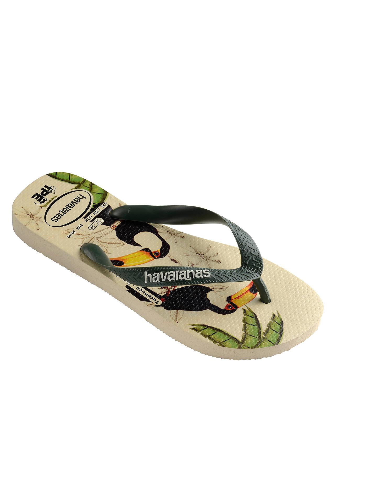 3feb328b1c8182 Buy Havaianas Ipe Bird Print Mix Flip Flops