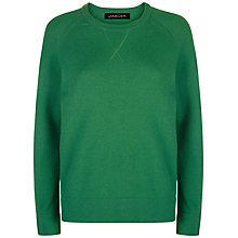 Buy Jaeger Crew Neck Wool Jumper Online at johnlewis.com