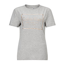 Buy Calvin Klein Tanya 10 T-Shirt Online at johnlewis.com