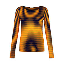 Buy Hobbs Chloe Jersey Top Online at johnlewis.com