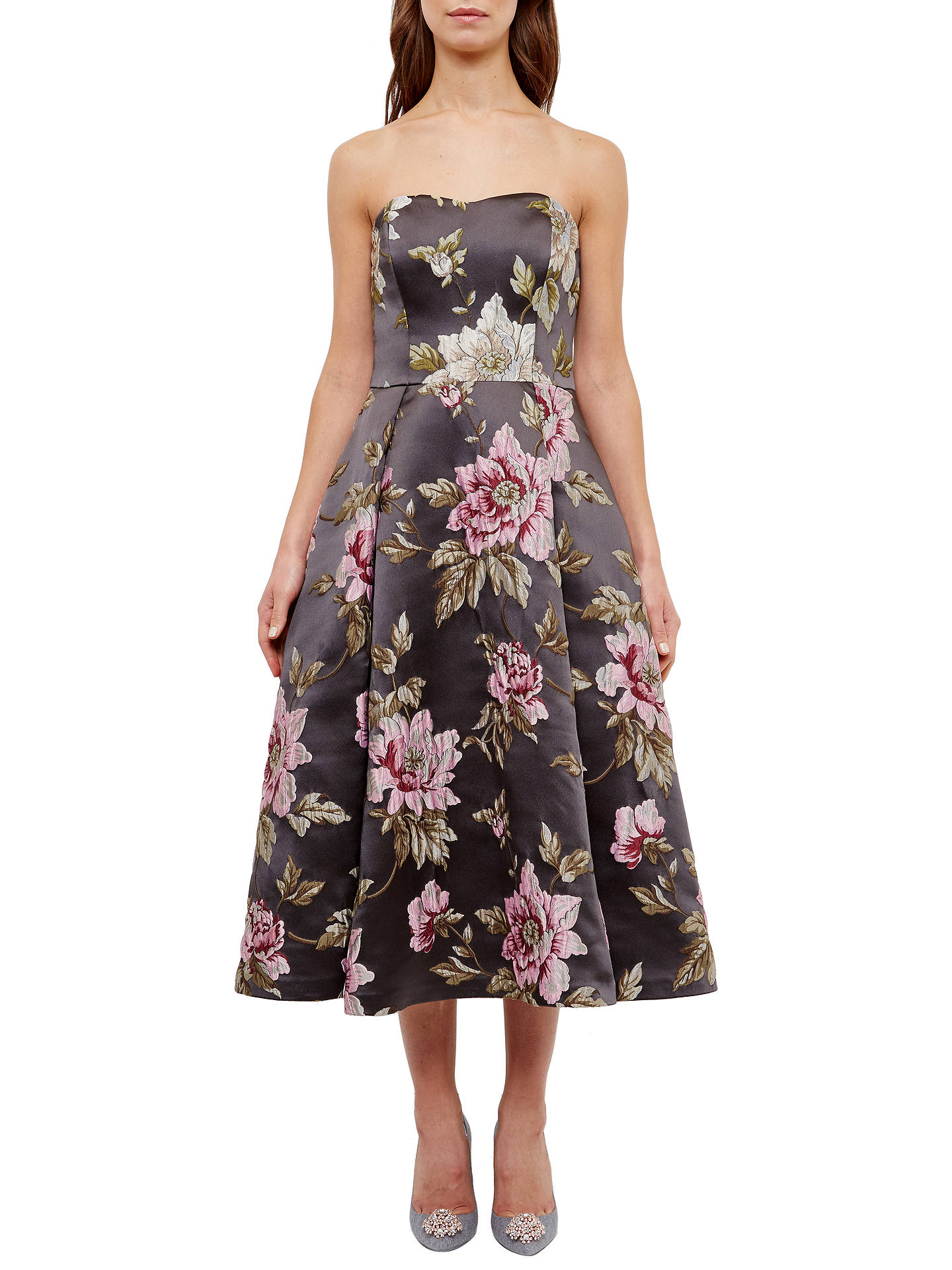 e811a78b2 ... Buy Ted Baker Bernica Floral Jacquard Dress