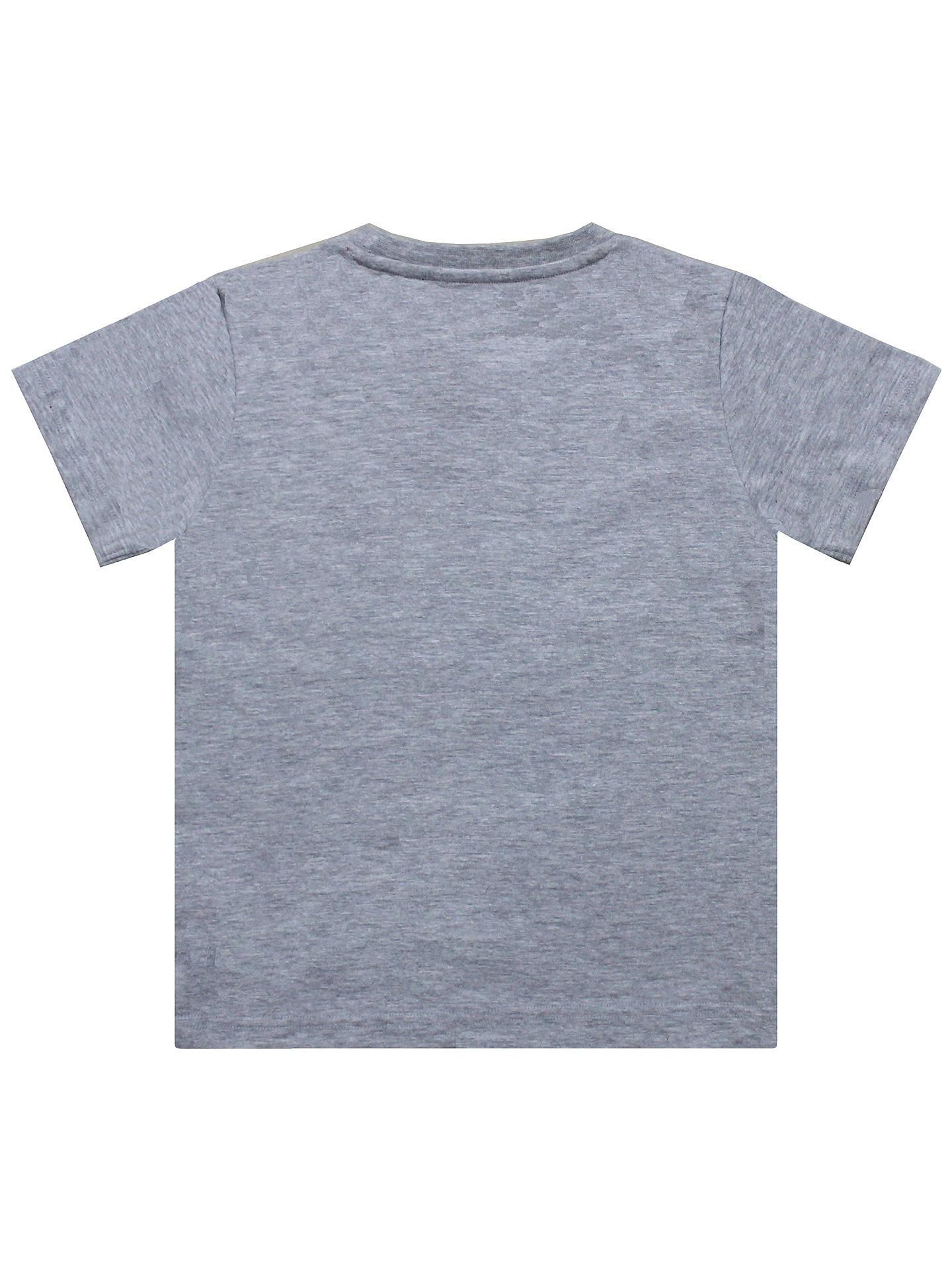 a0b380d0 ... Buy Marvel Children's Spider-Man Short Sleeve T-Shirt, Grey, 3-