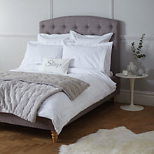 Buy John Lewis Pleats Cotton Bedding Online at johnlewis.com