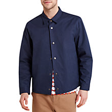 Buy HYMN Teacher Coach Jacket, Navy Online at johnlewis.com
