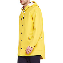 Buy HYMN Paddington Rain Mac, Yellow Online at johnlewis.com