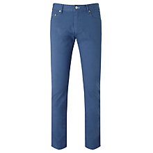 Buy Gant Slim Slight Summer 5 Pocket Trousers Online at johnlewis.com
