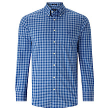 Buy Gant Dogleg Poplin Shirt Online at johnlewis.com