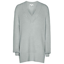 Buy Reiss Kate V-Neck Jumper Online at johnlewis.com