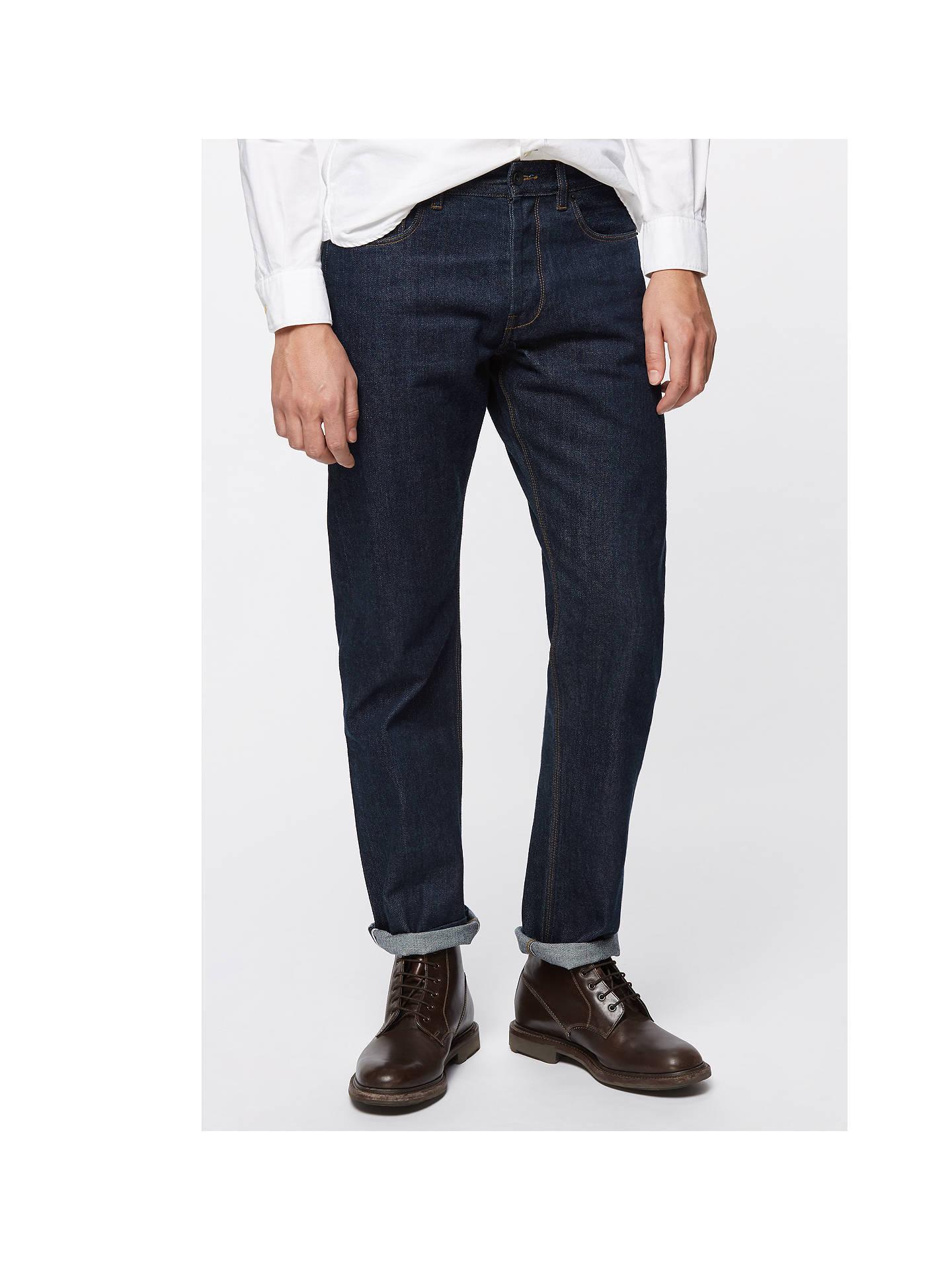 32d3933a0e2bee Buy Jigsaw Japanese Selvedge Denim Straight Jeans