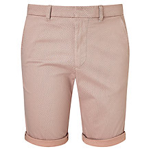 Buy Diesel Driver Print Shorts, Misty Rose Online at johnlewis.com