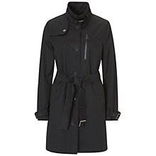 Buy Betty Barclay Trench Coat, Deep Navy Online at johnlewis.com