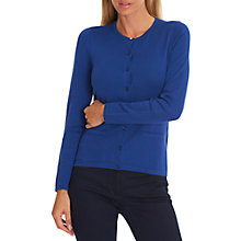 Buy Betty Barclay Fine Knit Cardigan, Shiny Blue Online at johnlewis.com