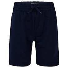 Buy Lyle & Scott Boys' Classic Sweat Shorts, Deep Indigo Online at johnlewis.com