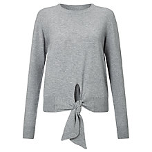 Buy Minimum Irela Jumper, Light Grey Melange Online at johnlewis.com