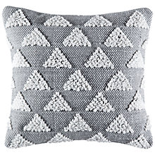 Buy Kas Buxton Cotton Knit Cushion Online at johnlewis.com