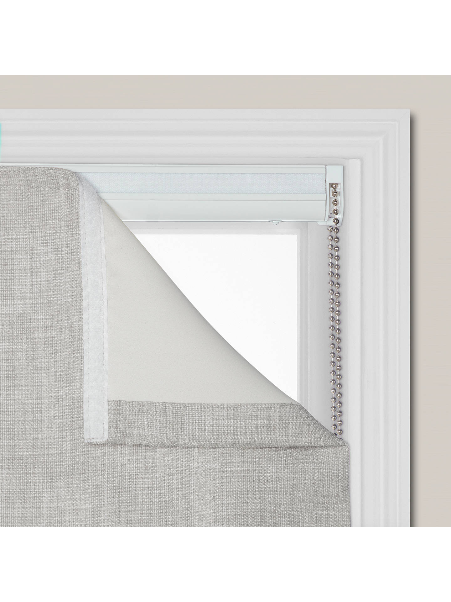 Croft Collection Shawford Blackout Roman Blind At John