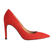 Buy Whistles Cornel Stiletto Heeled Court Shoes Online at johnlewis.com