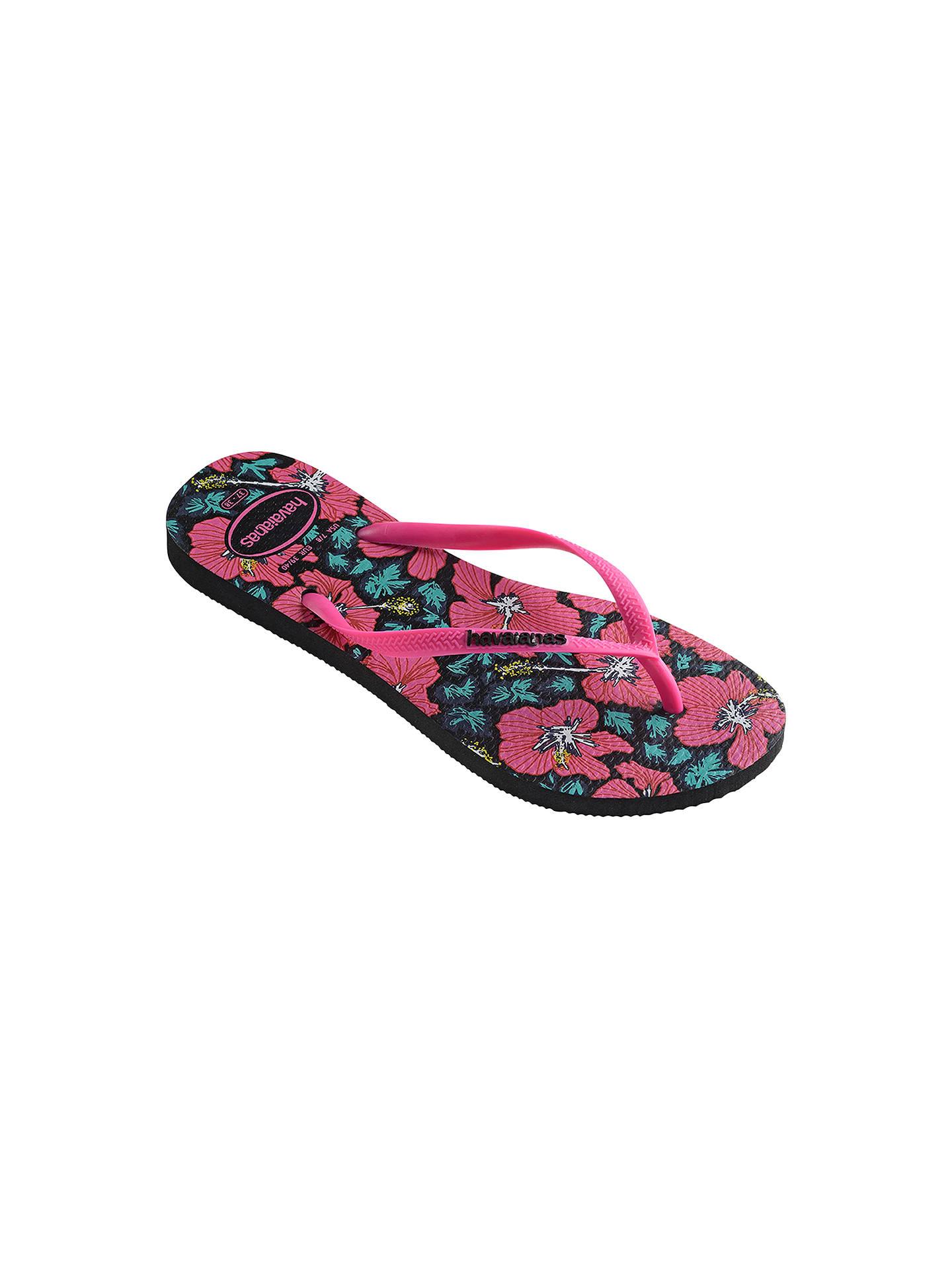 83ca76a7f32d45 Buy Havaianas Slim Floral Flip Flops