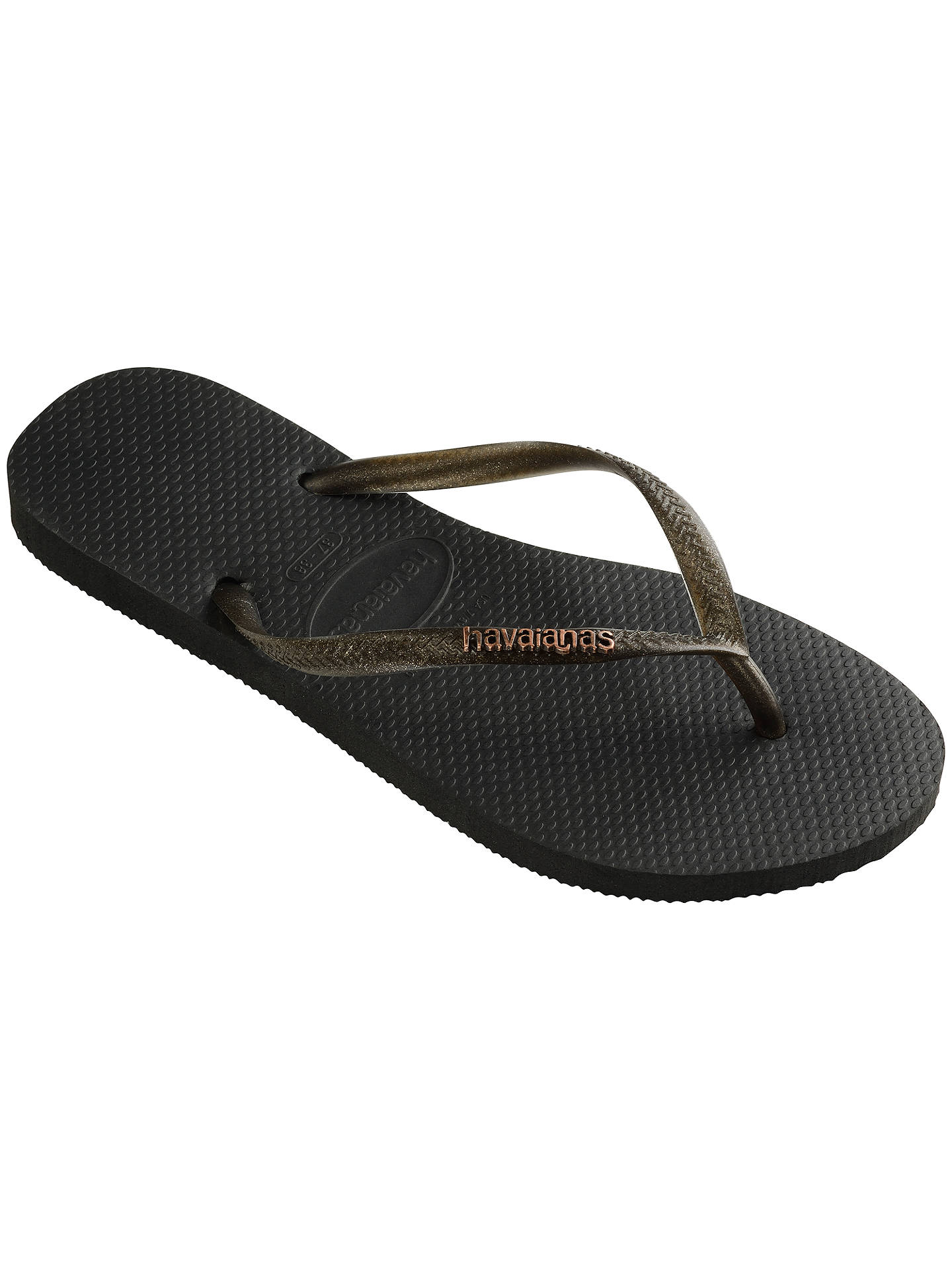 3170bc59f49da3 Buy Havaianas Slim Logo Flip Flops