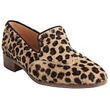 Buy AND/OR Guido Brogue Detail Loafers Online at johnlewis.com