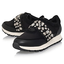 Buy KG by Kurt Geiger Lovely Embellished Trainers Online at