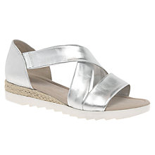 Buy Gabor Promise Wide Fit Sandals Online at johnlewis.com