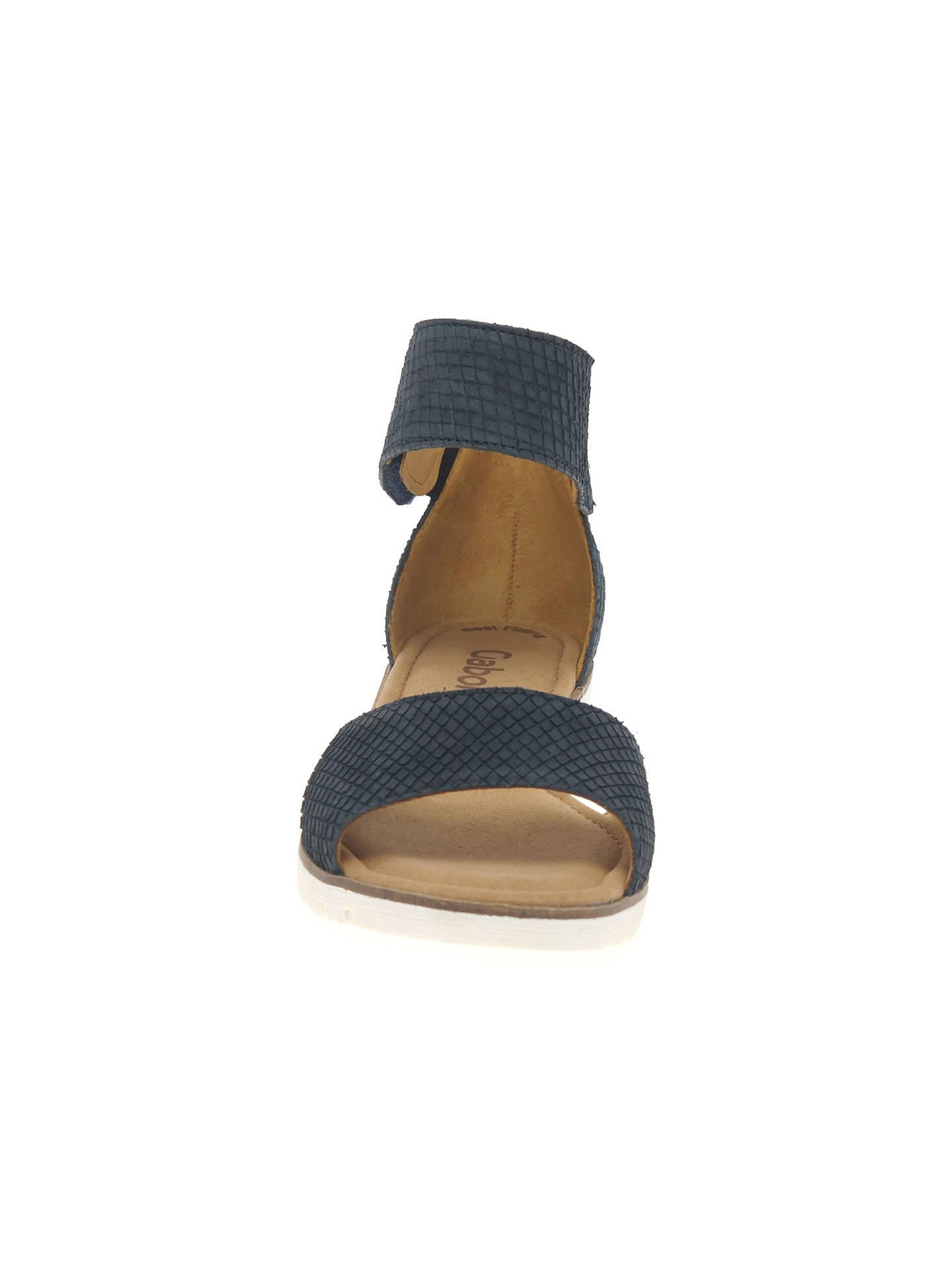 20fce52e5a58 ... Buy Gabor Penny Wedge Heeled Sandals