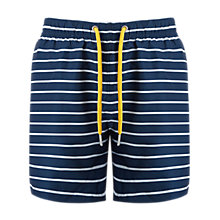 Buy Gant Sailor Stripe Swim Shorts Online at johnlewis.com