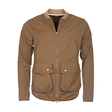Buy Barbour Heritage Camber Casual Jacket, Sand Online at johnlewis.com