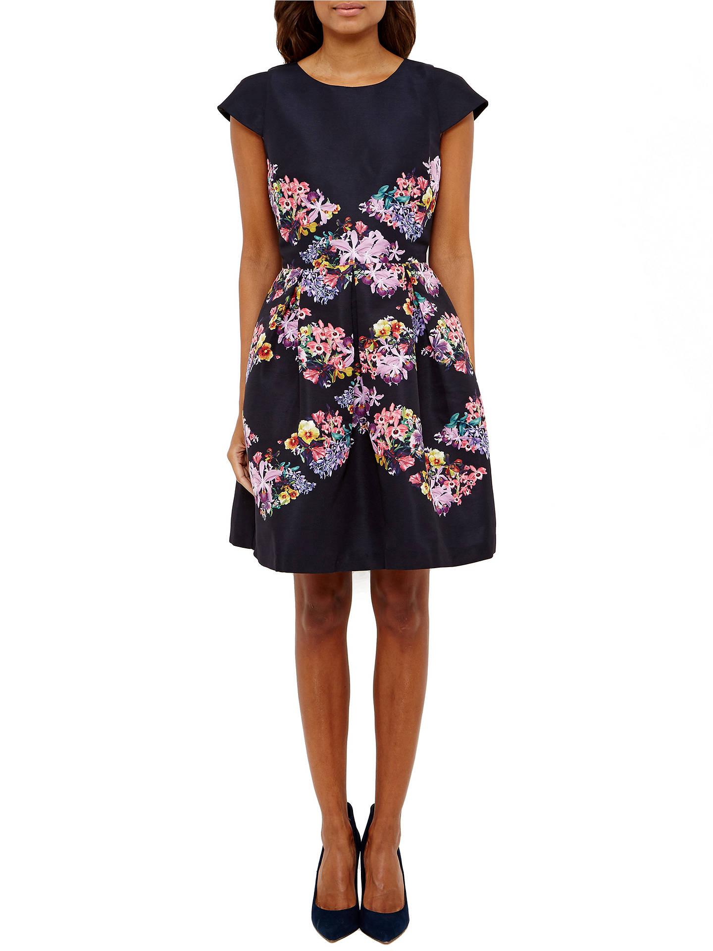 d23c6f4d4 Buy Ted Baker Girley Lost Gardens Diamond Dress
