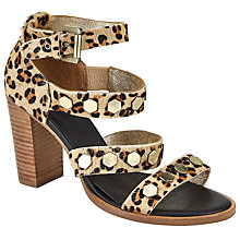 Buy AND/OR Julina Studded Detail Sandals, Multi Online at johnlewis.com