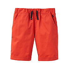 Buy Little Joule Boys' Junior James Shorts, Red Online at johnlewis.com