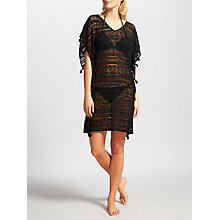 Buy John Lewis Square Crochet Kaftan Online at johnlewis.com