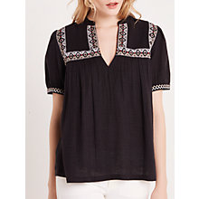 Buy AND/OR Binky Shirt, Black Online at johnlewis.com