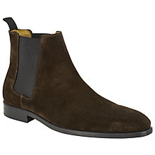 Buy Paul Smith Gerald Chelsea Boots, Brown Online at johnlewis.com