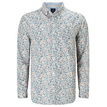 Buy John Lewis Ditsy Floral Print Shirt, Multi Online at johnlewis.com