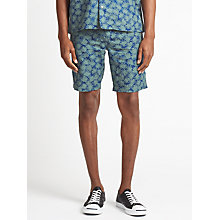 Buy Kin by John Lewis Arcea Print Shorts, Green Online at johnlewis.com