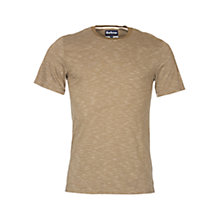 Buy Barbour Marsh Crew Neck T-Shirt Online at johnlewis.com