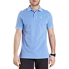 Buy Barbour Short Sleeve Cotton Sports Polo Shirt Online at johnlewis.com