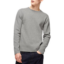 Buy Jigsaw Cotton Cashmere Jumper Online at johnlewis.com