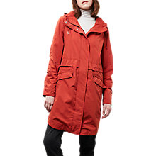 Buy Parka London Marni Rain Parka, Satsuma Online at johnlewis.com