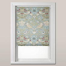 Buy Morris & Co Strawberry Thief Roller Blind Online at johnlewis.com