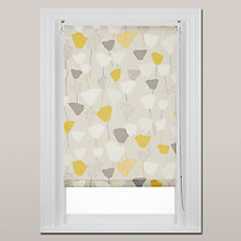 Buy John Lewis Elin Daylight Roller Blind, Citrine Online at johnlewis.com