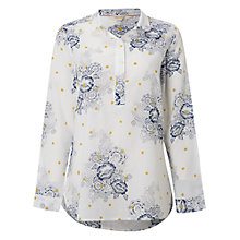Buy White Stuff Bethany Shirt, White Online at johnlewis.com