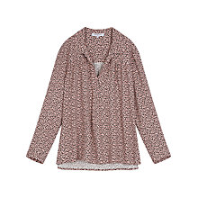 Buy Gerard Darel Chemise Shirt, Pink Online at johnlewis.com