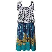 Buy White Stuff Saronga Woven Dress, Multi Online at johnlewis.com